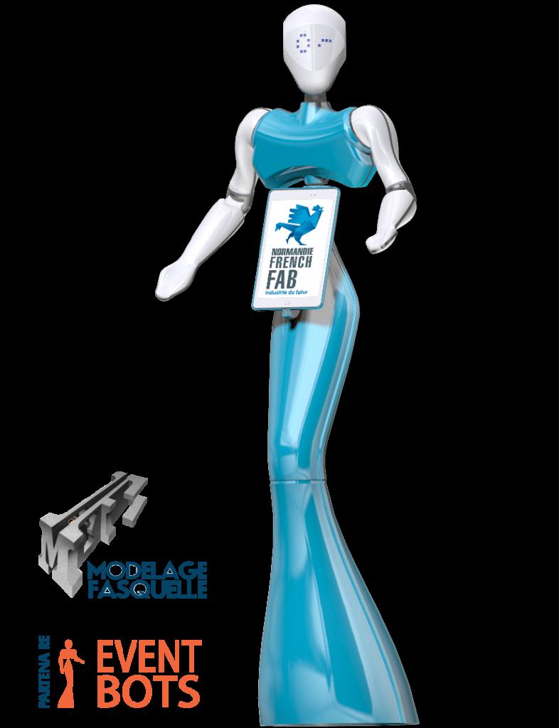 Modelage Fasquelle réalisation robot TiKi